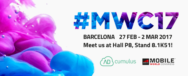 Meet AdCumulus at Mobile World Congress