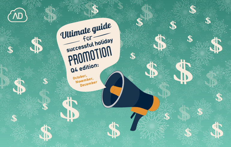 The ultimate tips for successful holiday promotion in Quarter 4